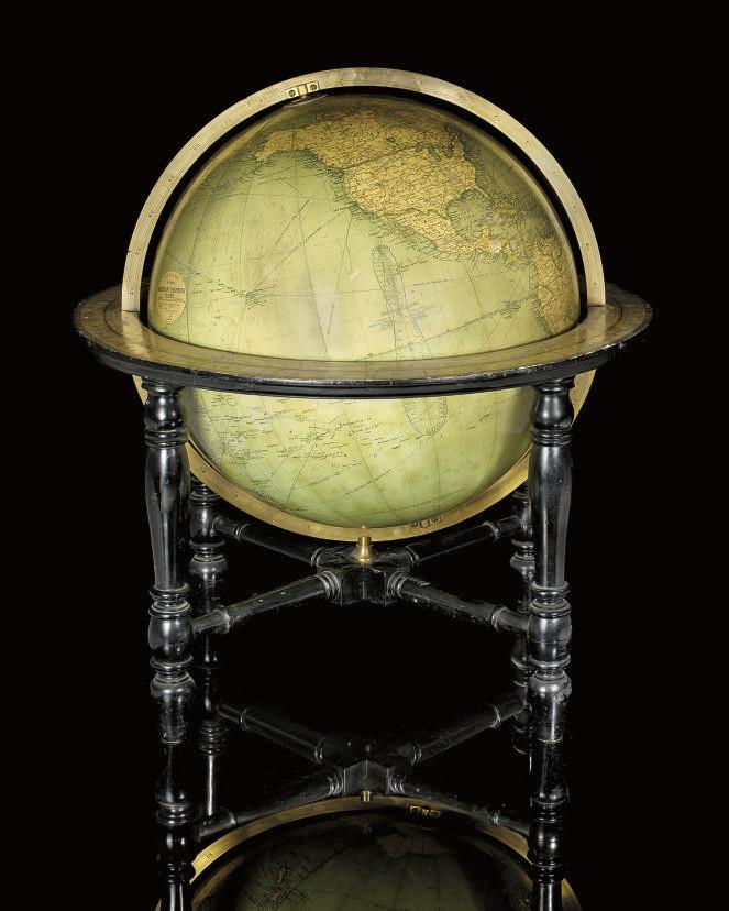 """Philip's 18 Inch Merchant Shippers' Globe"" ca. 1920."