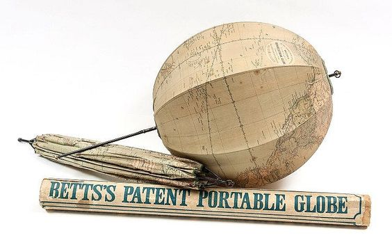 Betts's Patent Portable Globe.
